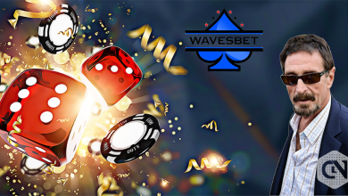 John McAfee Joins Wavesbet Team