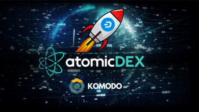 Komodo's Atomic Decentralized Blockchain Exchange Integrates Dash