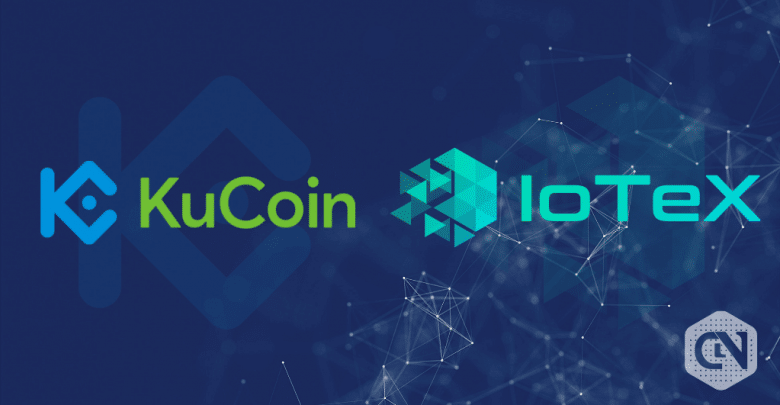 KuCoin has launched the IOTX Soft Staking Program