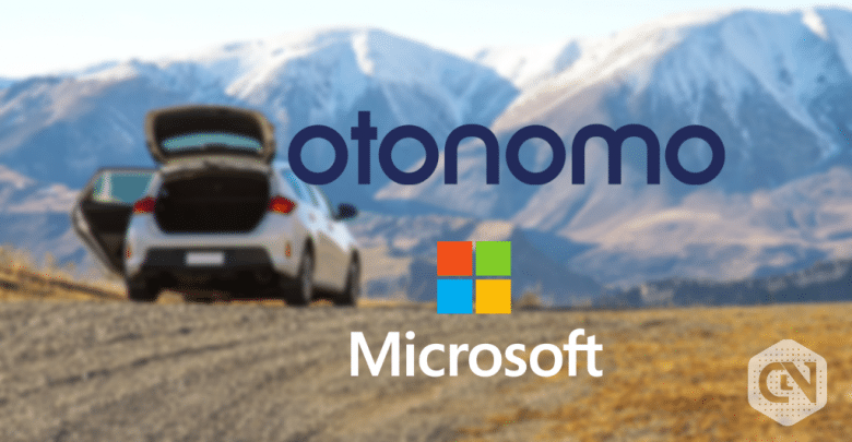 Leading Automotive Data Services Platform Provider Otonomo Collaborates with Microsoft