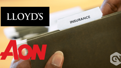 Photo of Insurance Giants Lloyd's of London And Aon Plan To Explore The Crypto-Insurance Domain