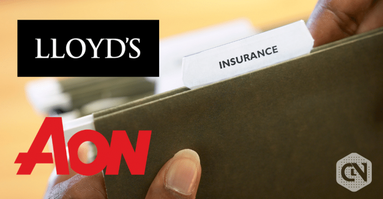 Lloyds of London and Aon, plan to venture into the crypto insurance business