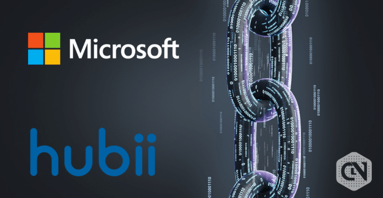 Microsoft and hubii to Officially Announce Ethereum Scaling Solution nahmii