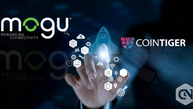 Mogu (MOGX) Token now launched on CoinTiger Exchange