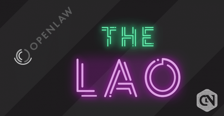 OpenLawOfficial is excited to launch _The LAO_ a for-profit DAO to fu