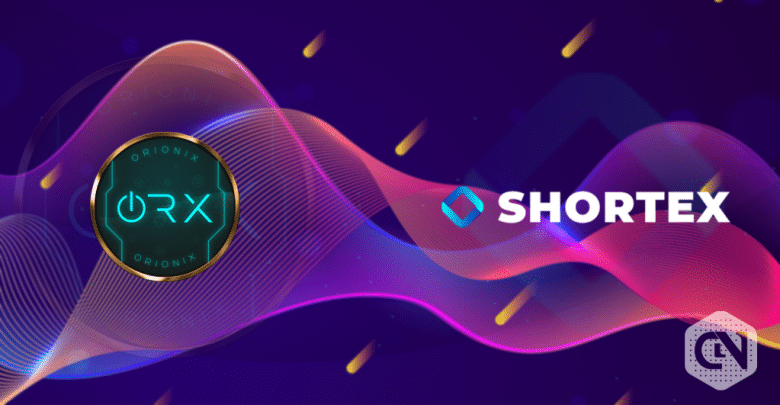 Orionix's partnership with Shortex Exchange for IEO