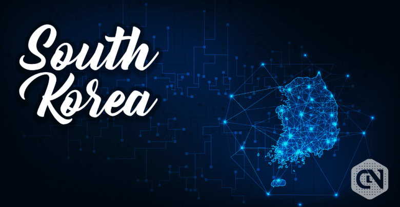 Recent Report states that South Korea Achieved only 22.2 Percent Sales in Blockchain Business