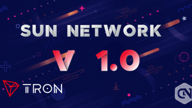 Photo of TRON's SUN Network Code V1.0 is Released, DAppChain MainNet Goes Live