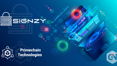 Photo of Signzy Teams Up With Primechain Technologies To Launch AI-Based Smart Banking Solution