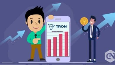 Photo of Tron takes a Steep Upward Movement; TRX Price Hovers Around $0.016