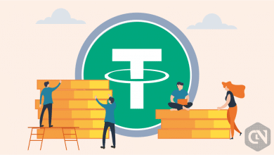 Photo of Tether Continues the Drop on the Second Day; Deals at $1
