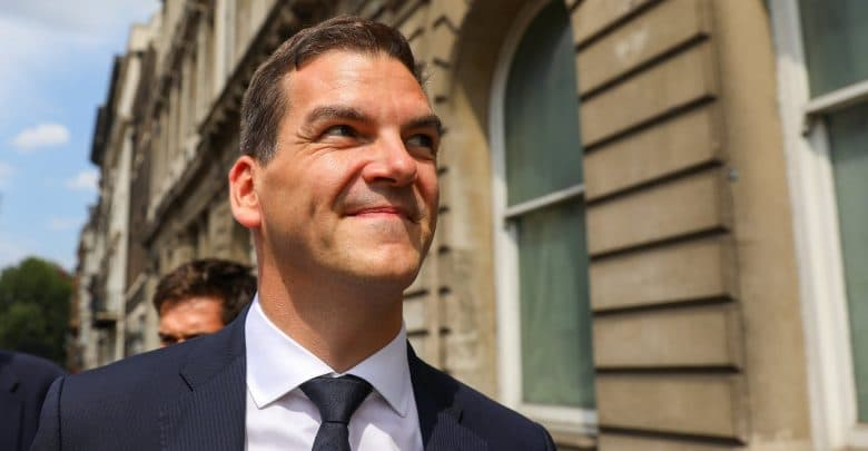 UK Former Brexit Negotiator, Olly Robbins to Join Goldman Sachs