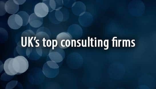UKs top consulting firms
