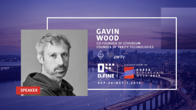 Photo of Co-founder of Ethereum, Gavin Wood to Make First Stage Appearance in Korea