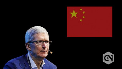Photo of Apple's CEO Meets Chinese Regulator Following Hong Kong App Affair
