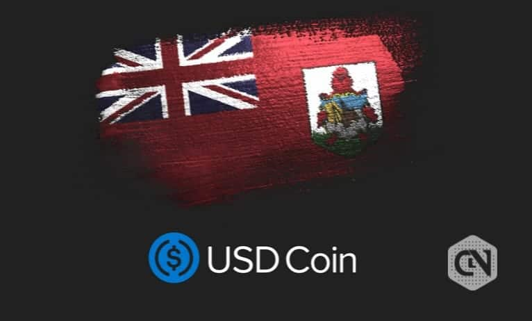 Bermuda to Start Accepting USDC Stablecoin for Tax Payments