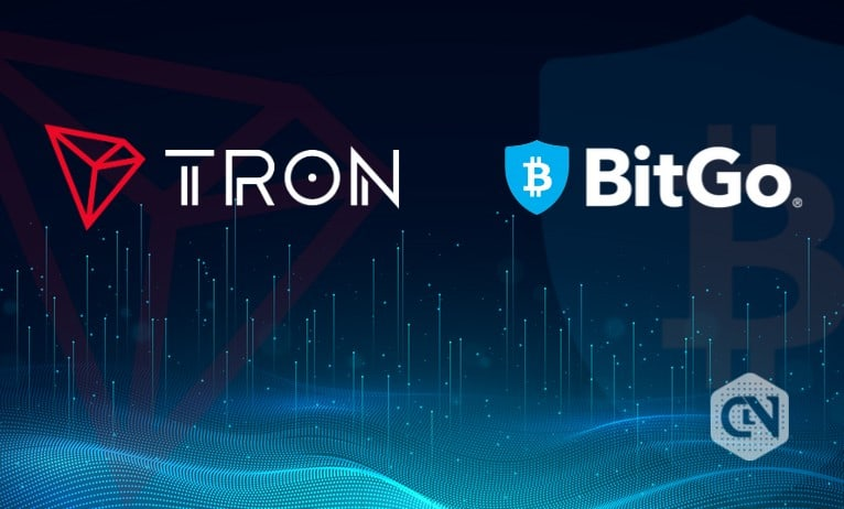 BitGo to Add Support for Tron on Its Platform by November 2019