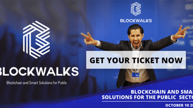 Photo of Join Renown World Experts Discussing the Future of Blockchain in the Public Sector at Blockwalks 2019