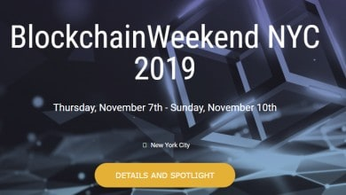 Photo of BlockchainWeekend NYC: Blockchain Ecosystem Opens Doors to Everyone This November