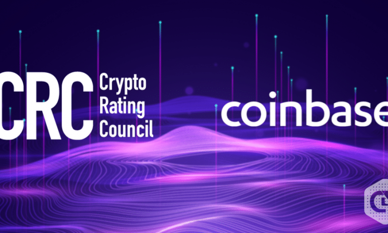 Coinbase Forms Crypto Rating Council (CRC) to Help Traders Comply with US securities Law