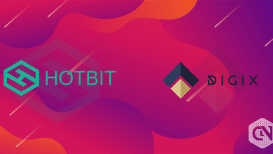Photo of Digix Listed Its Gold-backed Token DGX on China's Cryptocurrency Exchange Hotbit