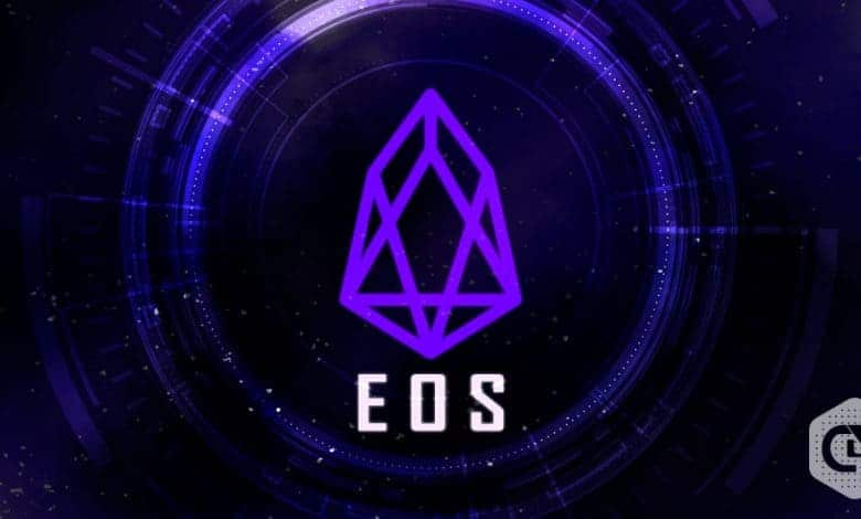 EOS to USD Price Analysis