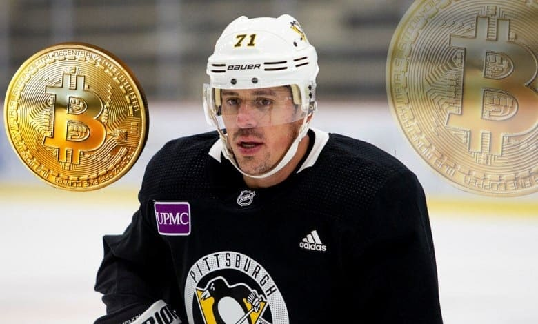Evgeni Malkin Calls Crypto Scam as Garbage