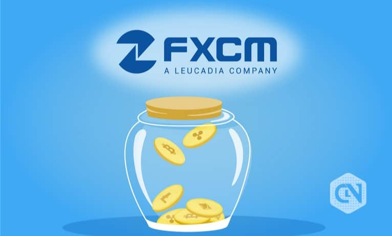 FXCM Launches Basket Service to Track Five Cryptocurrencies for Retail Investors