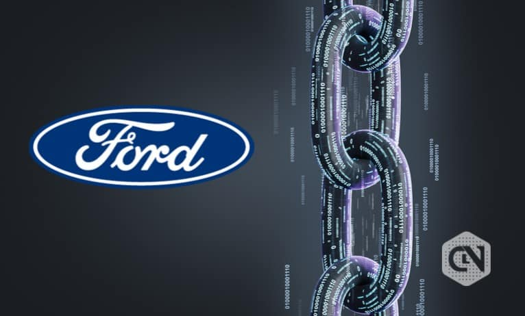 Ford Uses Blockchain Tech to Track 'Green Miles' Driven By Vehicles