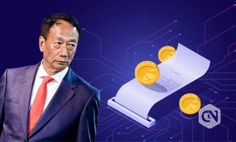 Libra Could Merge With China's Crypto in Taiwan, Says Foxconn Founder