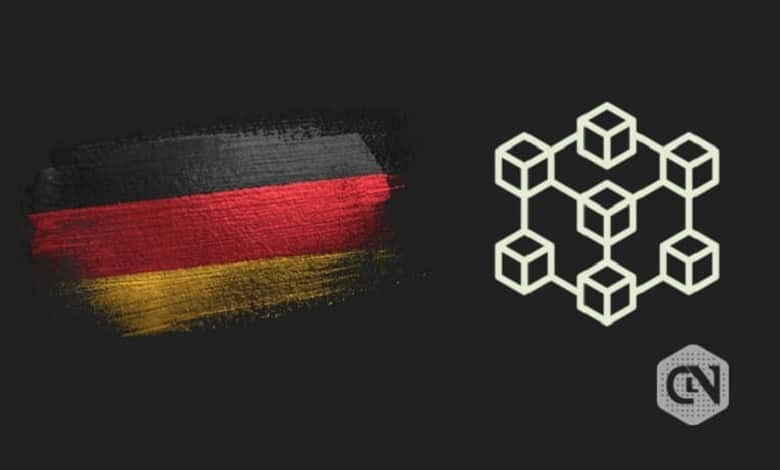 Germany to Embrace Blockchains