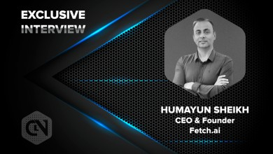 Photo of Fetch.ai's CEO and Founder Humayun Sheikh Speaks Exclusively to CryptoNewsZ