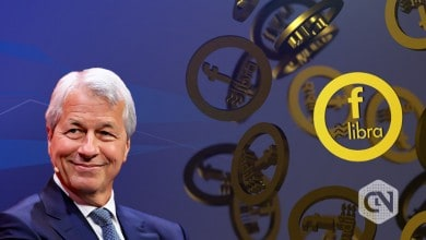 """Photo of JP Morgan CEO Says Facebook's Crypto Project Libra """"Will Never Happen"""""""