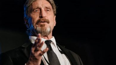 Photo of Using Crypto is a Personal Desire Which Can Be Controlled by the Government, Says John Mcafee