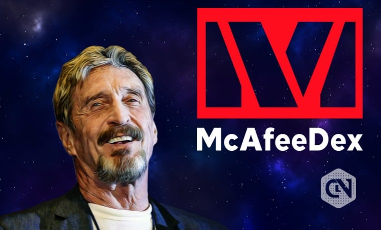 McAfee DEX Faces Stiff Challenges on Day 1, Recovers and Resumes Quickly