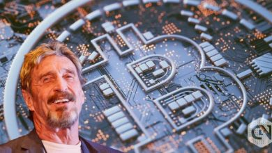 Photo of John McAfee Supports Peter Brandt's $50,000 Bitcoin Prediction Despite its Recent Decline