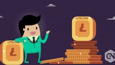 Photo of Litecoin Gets Attacked by a Bear; Intraday Trading to Book Moderate Loss