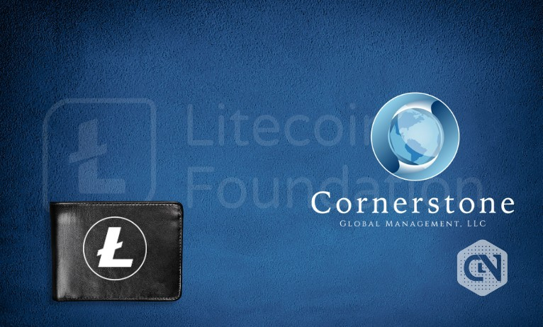 Litecoin Foundation's Loafwallet Teams Up With Cornerstone Global Management, LLC As A Preferred Destination For CP3 Employee Pay Program