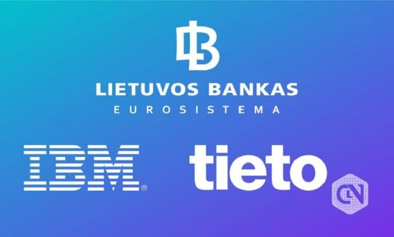 Lithuania Central Bank and IBM Tieto