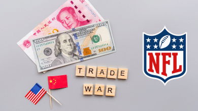 Photo of NFL Could Pay a Steep Price Owing to US-China Trade War