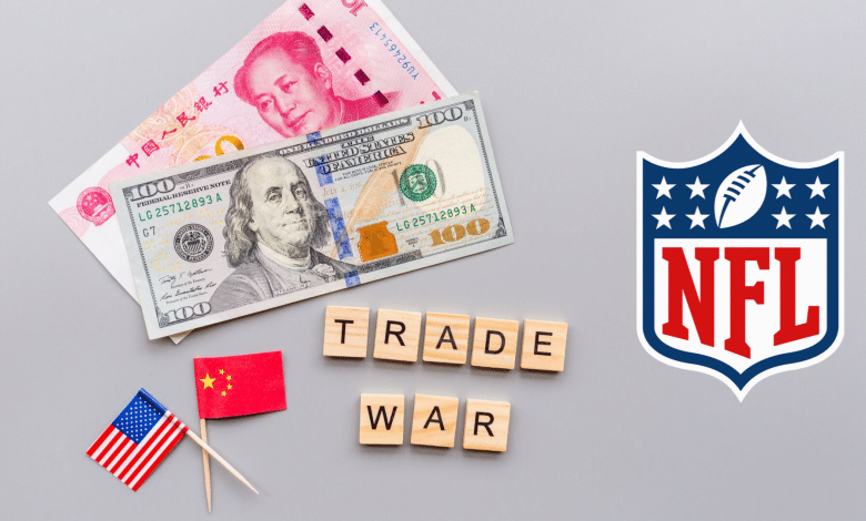 NFL Could Pay a Steep Price Owing to US-China Trade War