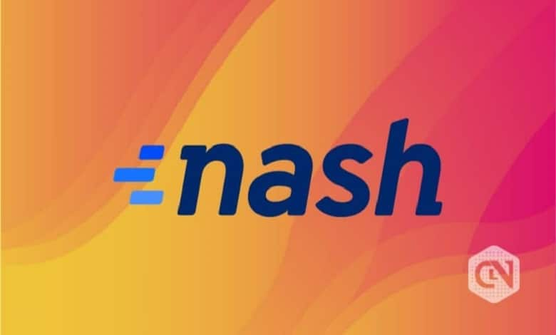 Nash Crypto Exchange