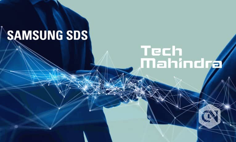 Samsung SDS Partners With Tech Mahindra for a New DLT Product
