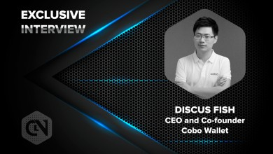 "Photo of Shixing Mao ""Discus Fish,"" CEO and Co-founder of Cobo Wallet Speaks Exclusively to CryptoNewsZ"