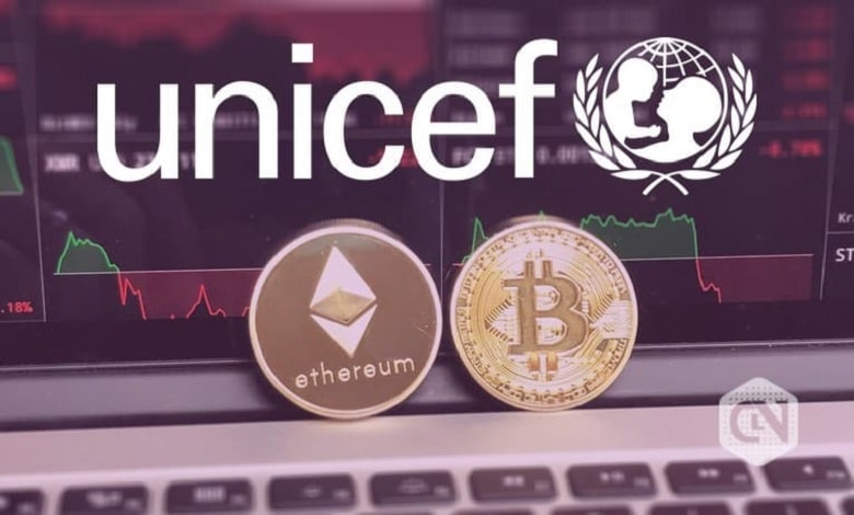Photo of Bitcoin and Ethereum Donations Won't Be Converted to Fiat Currencies: UNICEF