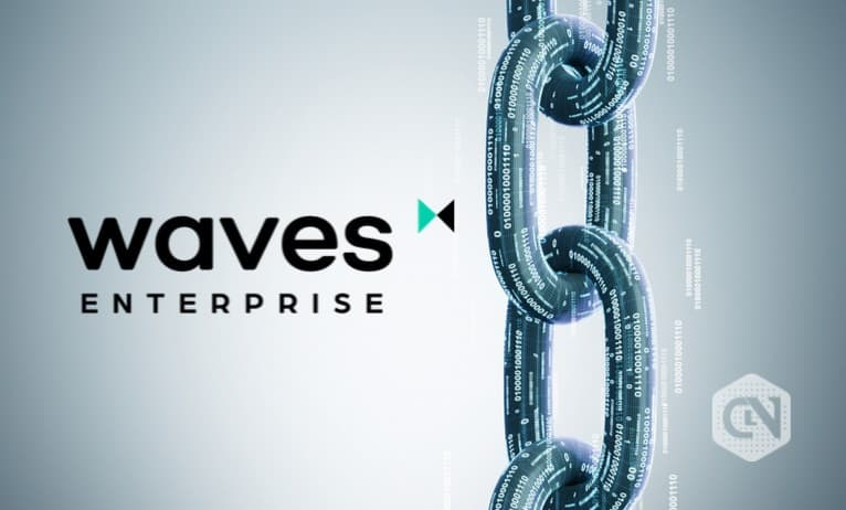 Waves Enterprise Has Designed a Proof-of-Concept for Face Recognition on the Blockchain