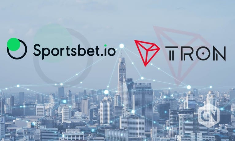 Online Sports Betting Platform Sportbet.io Joins Tron Foundation