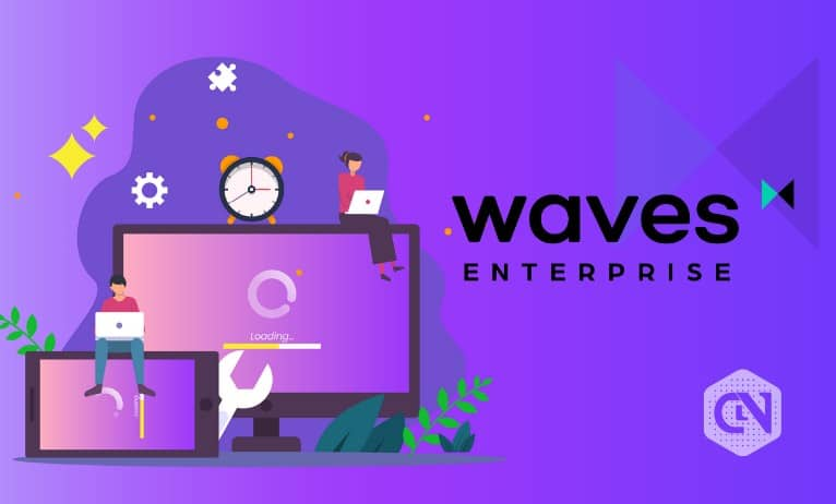 WCT Waves Community Token coin