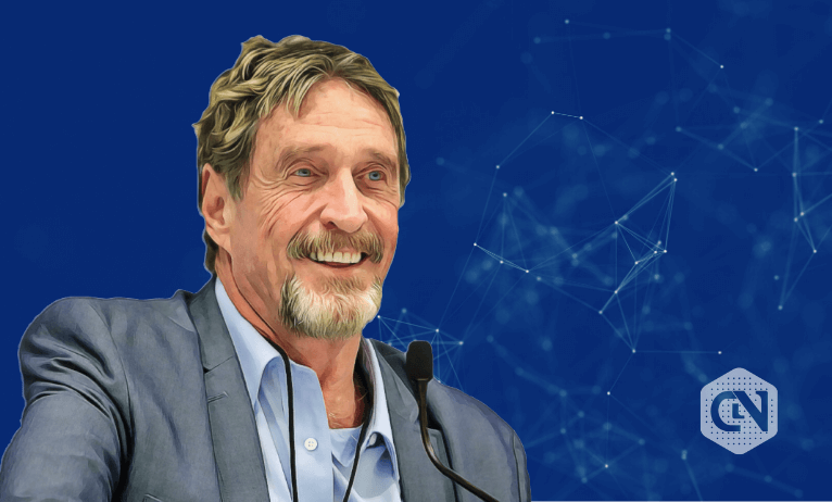 A Candid Chat with Crypto Advocate John McAfee