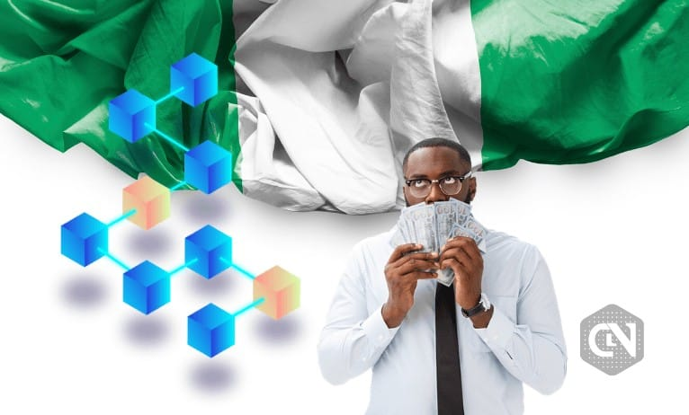 Photo of Entrepreneur Uses Blockchain Technology to Eradicate Poverty in Nigeria